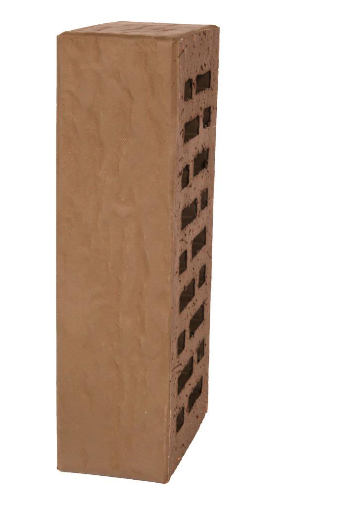 Oблицовочный кирпич пустотелый VECAIS BRUNIS, 250x120x65
