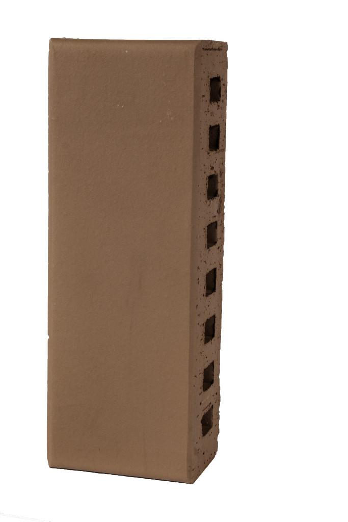Oблицовочный кирпич пустотелый BRUNIS, 250x60x88