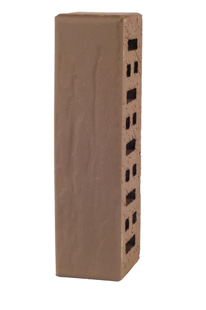 Oблицовочный кирпич пустотелый VECAIS BRUNIS, 250x85x65