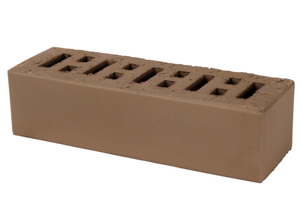 Oблицовочный кирпич пустотелый BRUNIS, 250x85x65