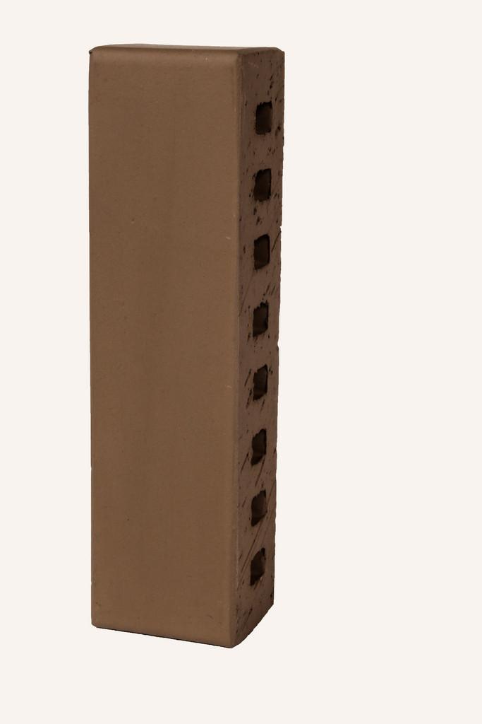 Oблицовочный кирпич пустотелый BRUNIS, 250x60x65