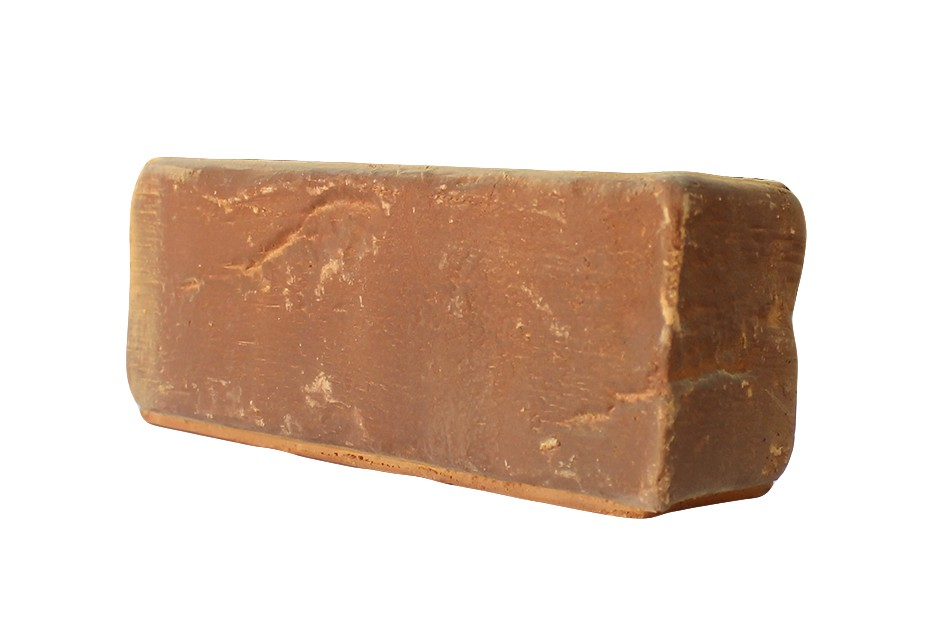 Терракотовая плитка Старый кирпич (угловая, мини)