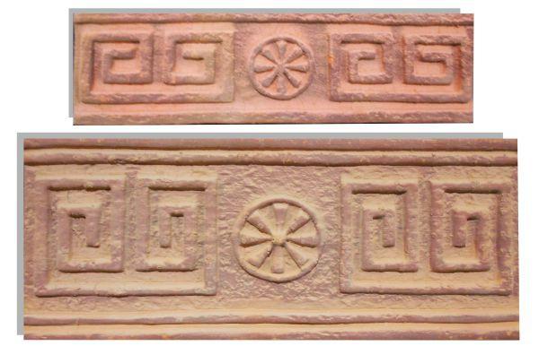 Декор Эллада (мини), коллекция ANTIC