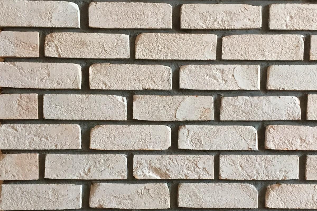 Кирпич полнотелый Крюйс - Песочный/белый