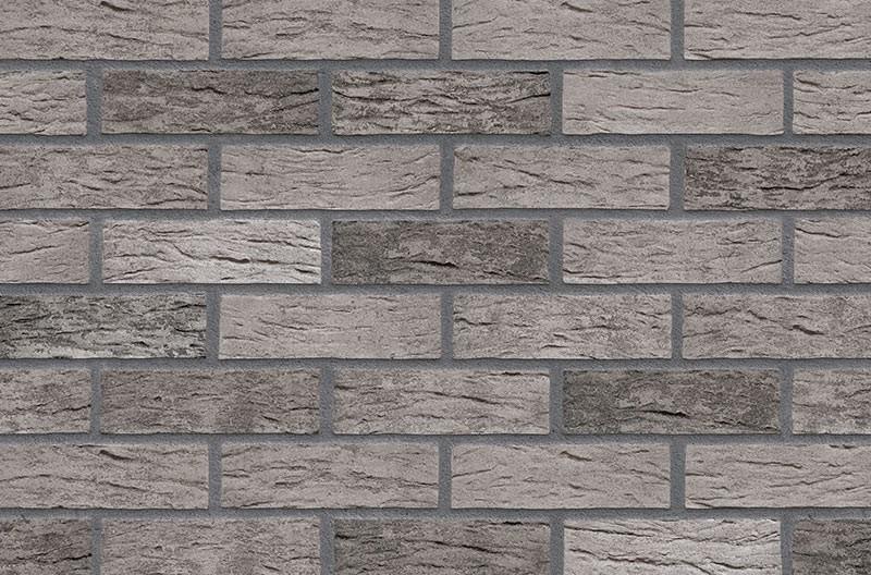 Кирпичная фасадная плитка Aztec ghost (HF45)