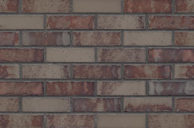 Кирпичная фасадная плитка Astro House (HF48)