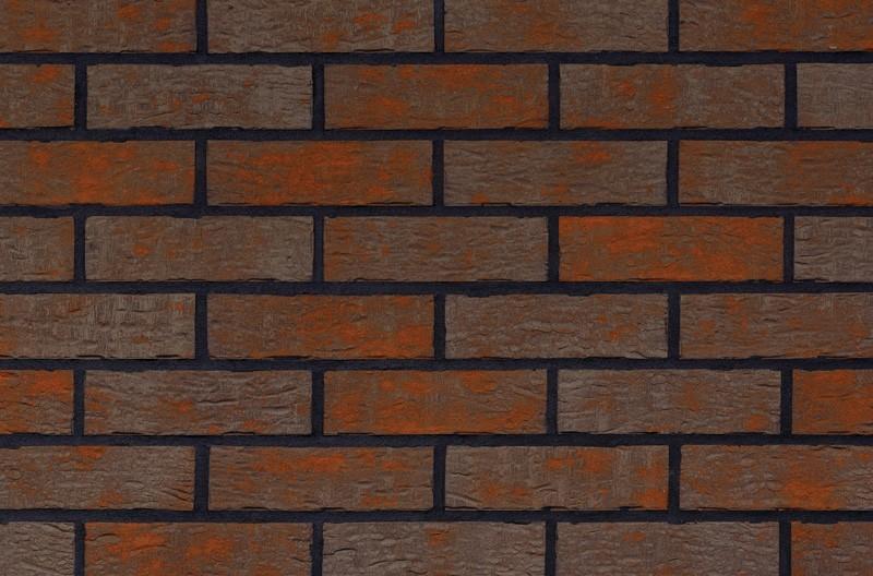 Кирпичная фасадная плитка Red house (HF17)