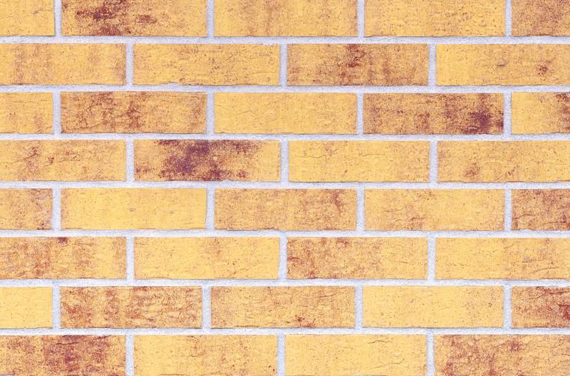 Кирпичная фасадная плитка Amber sea (HF13)