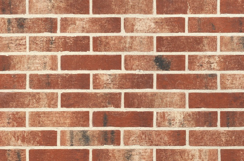 Кирпичная фасадная плитка Red rock (HF12)